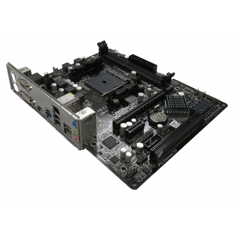 ASRock FM2A78M-HD+ Motherboard Download Driver
