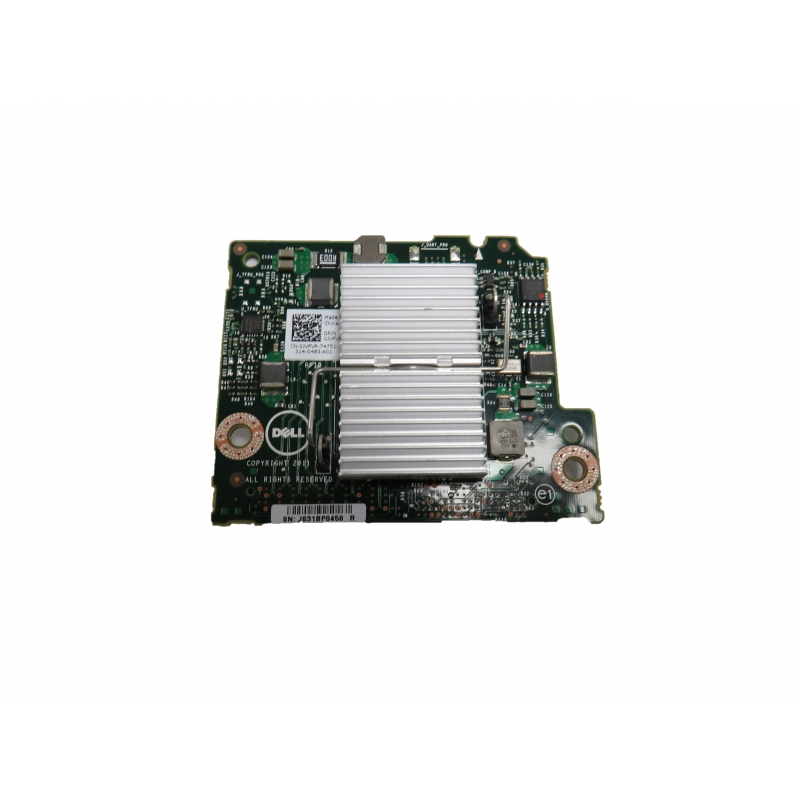 Dell JVFVR Broadcom 57810-K Dual Port 10Gbps Daughter Card