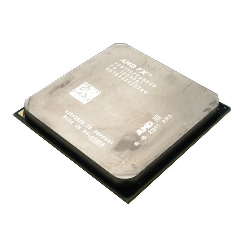 AMD FX-8150 Bulldozer 3 6GHz 8 Core AM3+ CPU FD8150FRW8KGU