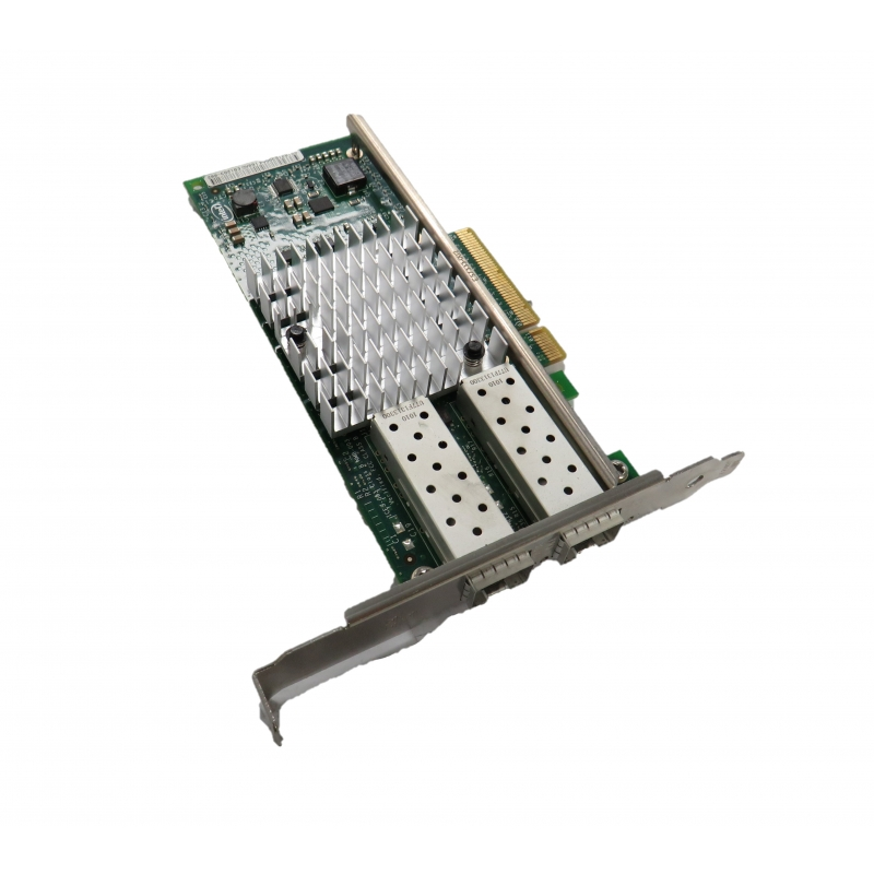 Intel X520-DA2 0U810N SFP+ Dual Port PCIe 10Gb 10Gbe NIC