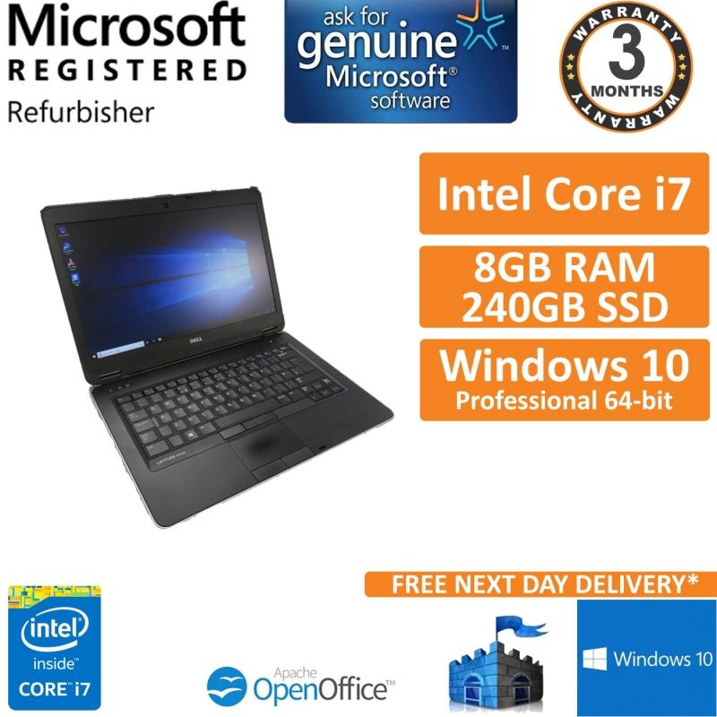 Dell Latitude E6440 Core i7-4610M @ 3GHz 240GB SSD 8GB