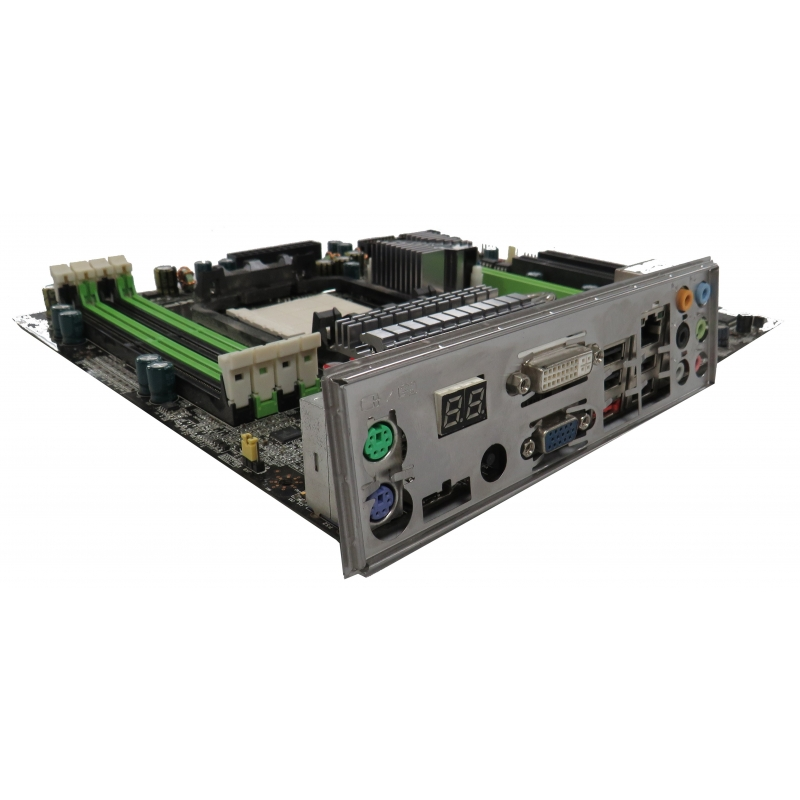 XFX Geforce 8200 Socket 940 DDR2 ATX Motherboard With BP ...