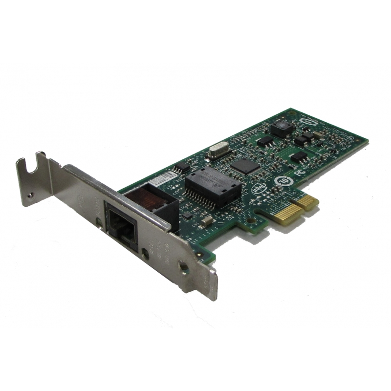 Intel Gigabit Ct Desktop Network Adapter Pci E Low Profile