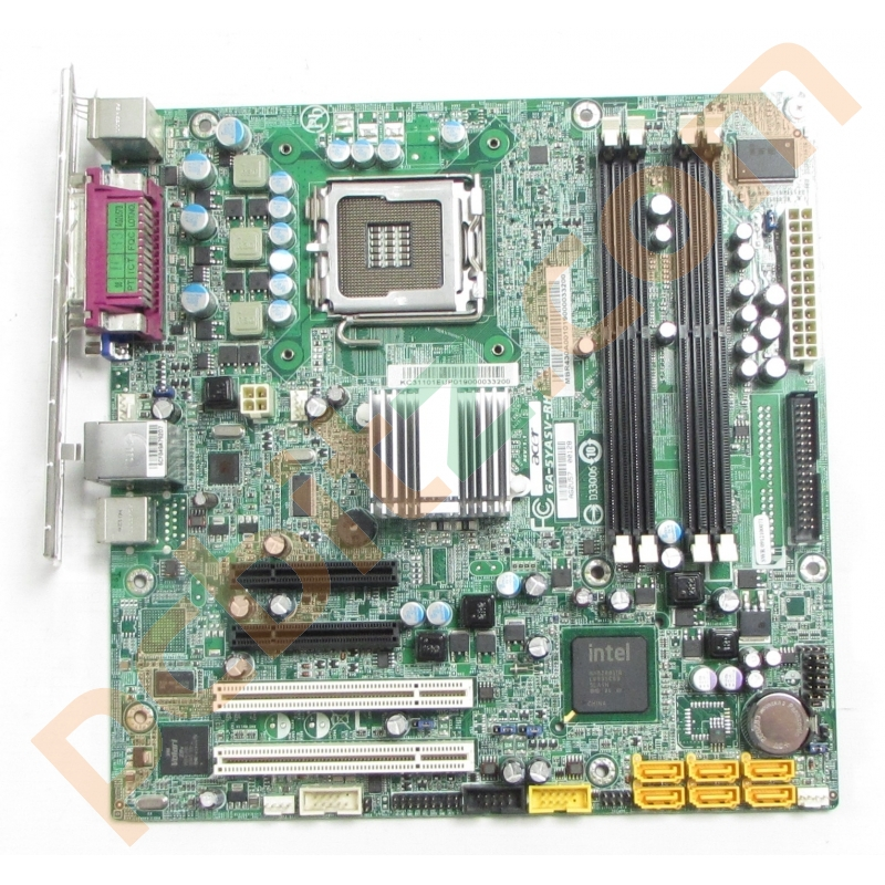 GIGABYTE GA-5YASV-RH (1.0) SERVER BOARD DRIVER WINDOWS