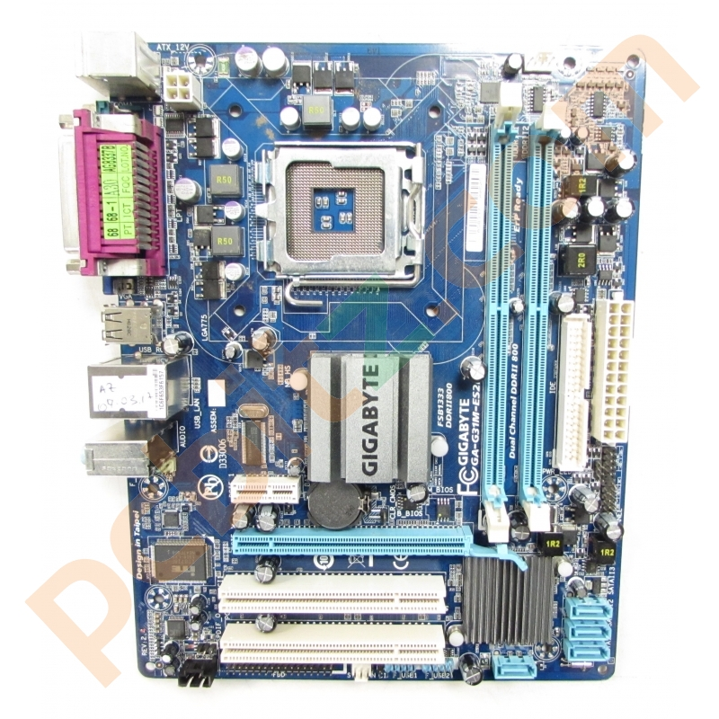 GIGABYTE GA-G31M-ES2L LAN DRIVER FOR WINDOWS 7