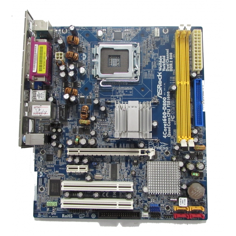 ASROCK 4CORE1600-D800 MOTHERBOARD WINDOWS VISTA DRIVER DOWNLOAD
