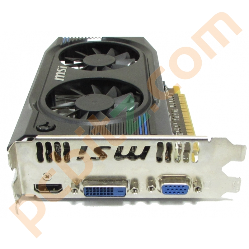 MSI GeForce 640GT 2GB DDR3 VGA DVI HDMI Graphics Card Graphics Cards