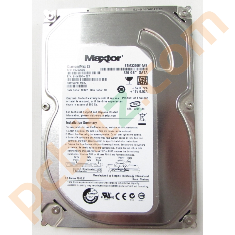how to set jumpers on sata hard drive