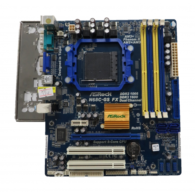 ASROCK N68C-GS UCC VIA HD AUDIO DRIVER