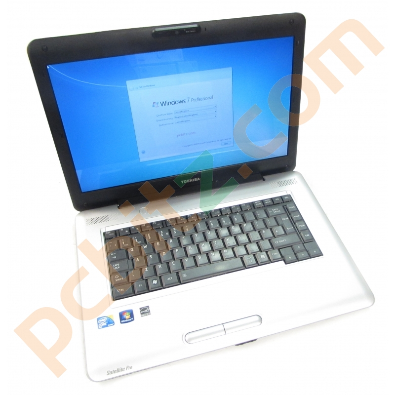 TOSHIBA SATELLITE PRO L450-17Q DRIVER PC