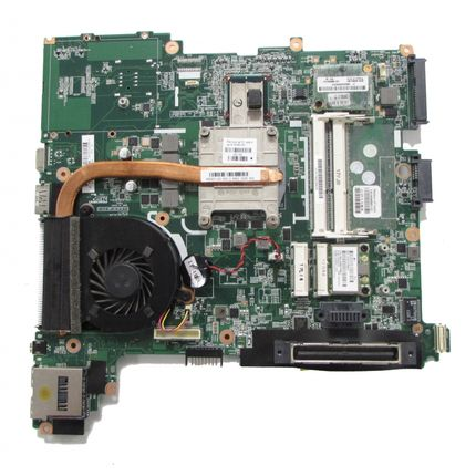 Hp ProBook 6560b Motherboard with Heatsink and Fan 646962-001