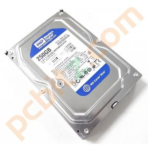 "Western Digital Caviar Blue WD2500AAJB 250GB IDE 3.5"" Desktop Hard Drive"