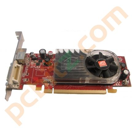 Dell FM351 ATI Raeon HD 2400XT 256MB DMS-59 PCI-E Graphics Card