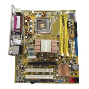 Asus P5KPL-CM REV 2.01 LGA775 Motherboard With BP