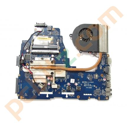 Toshiba Satellite Pro C660-1NR Motherboard with Core i3-380M 3M Cache, 2.53GHz