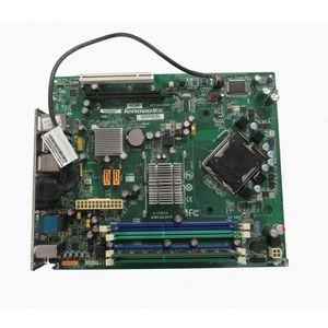 Lenovo 64Y3055 MTQ45NK L-IQ45 ANTELOPE Socket 775 Motherboard With BP