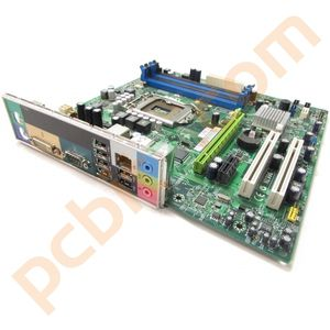 Dell Precision T1500 XC7MM LGA1156 Motherboard With BP