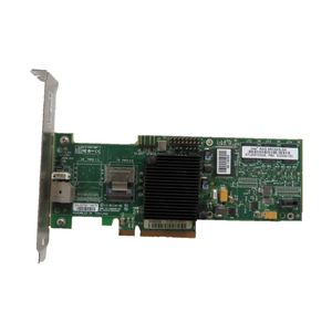 LSI MegaRaid MR SAS 8704EM2 4 Port SAS Raid Controller PCI-E
