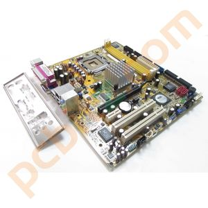 Asus P5VD2-VM/V - P5V900 REV 1.00 LGA775 Motherboard With BP