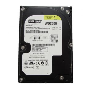 "Western Digital WD2500BB 250GB IDE 3.5"" Hard Drive"