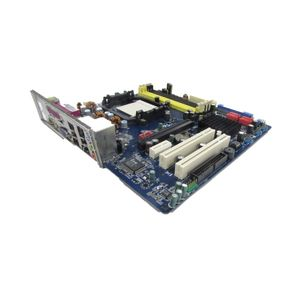 Pegatron/Asus M2N-VM/S Rev 2.01/G Socket AM2 DDR2 GeForce Motherboard with BP