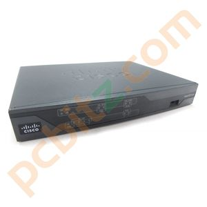 Cisco 887VA Cisco887VA-SEC-K9 Router With VDSL/ADSL2+ Over POTS (No AC Adapter)