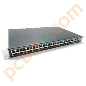 3Com 3CBLSG48 Baseline Switch 2948-SFP Plus 48 Port Gigabit Switch