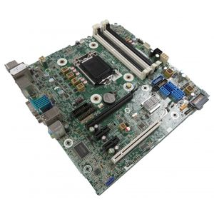 HP EliteDesk G1 Tower Socket LGA 1150 DDR3 Motherboard No BP 696538-002