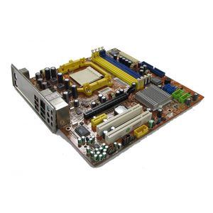 Winfast MCP61DM2MA-8ERS2H Socket AM2 Motherboard With BP