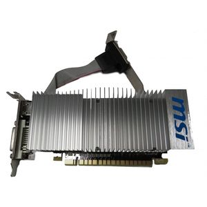 MSI N210-MD1GD3H/LP GeForce 210 1GB DDR3 PCI-E Graphics Card LP