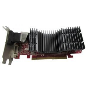 Asus EAH4350 Silent Radeon HD4350 512MB DDR2 PCI-E Graphics Card