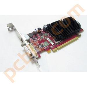 Dell JN996 X1300 Pro 102A9240521 256MB DMS-59 PCI-E Graphics Card