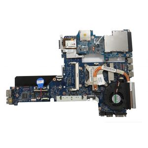 HP EliteBook 8440p Motherboard Core i5-540M 3M Cache, 2.53GHz Heatsink and Fan