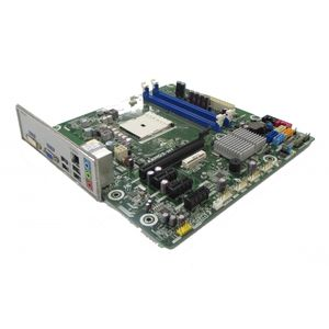 HP 660155-001 AAHD2-HY Holly Rev 1.03 Socket FM1 A55 DDR3 mATX Motherboard w/ BP