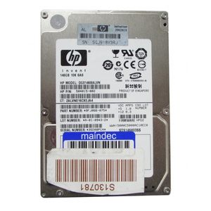 "HP DG0146BALVN 146GB 10K SAS 2.5"" Hard Drive No Caddy"