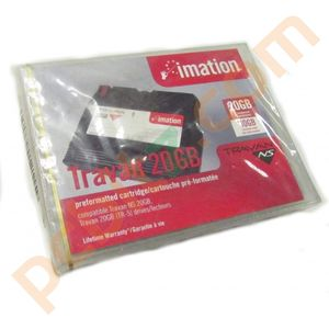 Imation Travan NS 20GB/10GB Data Cartridge New Sealed Unopened