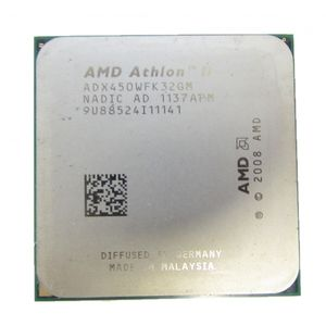 AMD Athlon II X3 450 ADX450WFK32GM 3.20GHz Socket AM2+/AM3 CPU