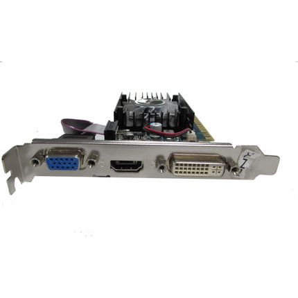 PNY GeForce 210 - PCIE 2.0 - 512MB DDR3 64-Bit Graphics Card