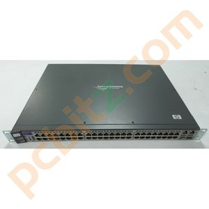 HP Procurve 2650 J4899C 48 Port Ethernet Switch