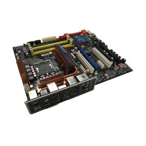 Asus P5Q-E Rev 1.01G Socket 775 Motherboard with BP