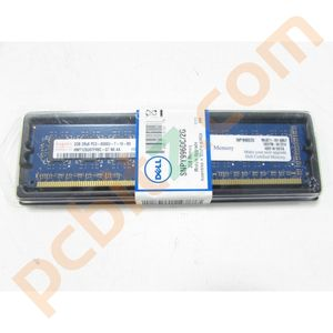 Hynix 2 GB Dell Certified SNPY996DC/2G 1066Mhz DDR3 Memory
