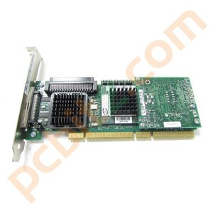 LSI Logic PCBX520-A2 Rev.A00 PCI-X SCSI RAID Card