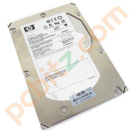 "HP DF300BB6C3 417190-004 300GB 15K SAS 3.5"" Hard Drive"