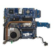 HP Probook 470 G0 Motherboard with Heatsink, Fan, AMD Radeon Graphics 721521-601