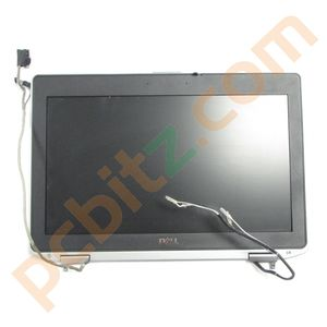 Dell Latitude E6430 Complete Screen with Lid and cables