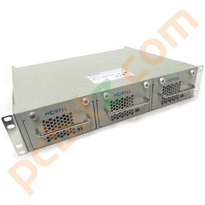 Nortel RPSU15 NEW Chassis With 3 NEW Power Supplies
