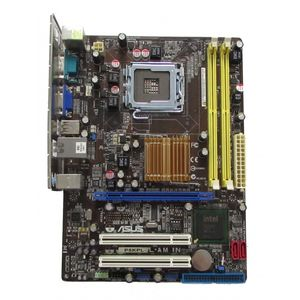 Asus P5KPL-AM IN/GB REV 1.01 LGA775 Motherboard With BP