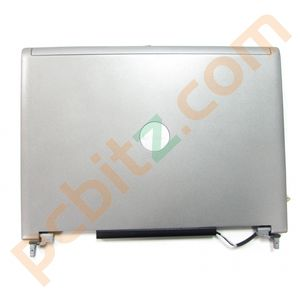 Dell Latitude D531 Back Cover and Bezel + Hinges