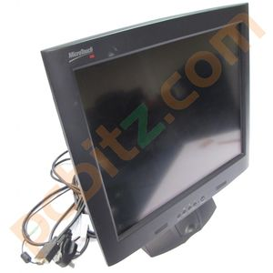Touch Systems Microtouch 3M Touchscreen Display POS Monitor 11-91378-227