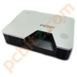 Casio XJ-ST145 Short Throw 3D Ready HDMI Laser/LED Hybrid Projector (2145 hours)